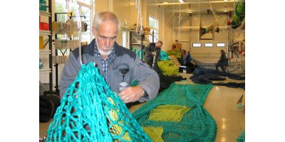 Cod & Shrimp Trawl